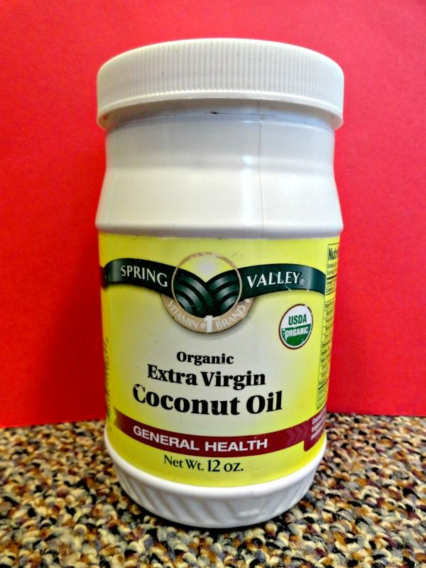 The many uses of coconut oil!