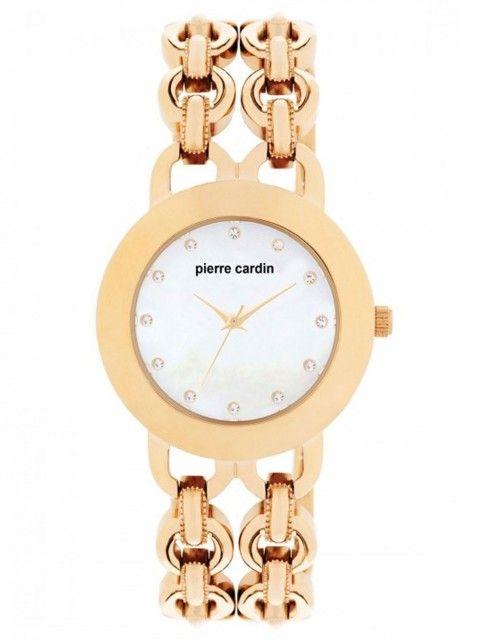Pierre Cardin Gold Watch // 5458