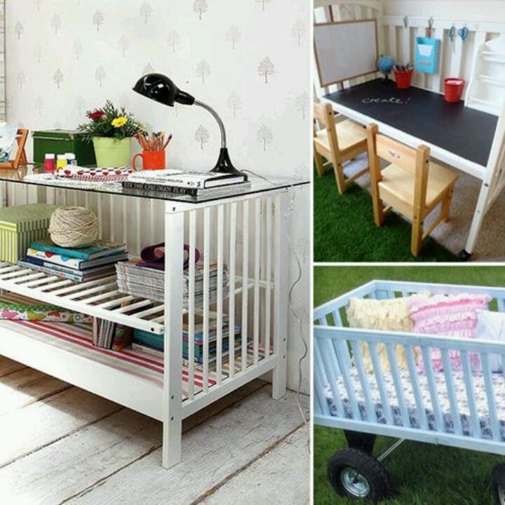 reuse cribs