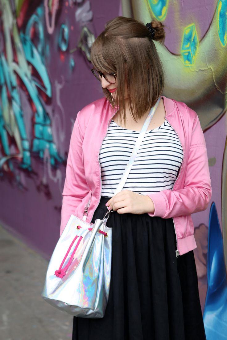 DIY Tutorial: Bucket Bag nähen ohne Schnittmuster - schicke Bucket Bag mit Futter selbernähen | mit Step by Step Anleitung | kostenloses Schnittmuster