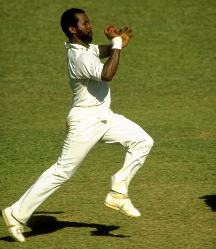 Remembering Malcolm. On this day in 1999 legendary Windies fast bowler Malcolm Marshall died at the age of 41. He was one of the greatest bowlers the world has ever seen.
