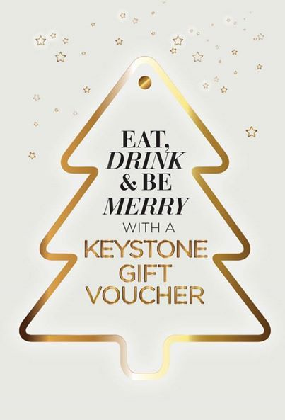 Give the gift of Keystone this Christmas. Head to our website and purchase a Keystone gift voucher today. www.thekeystonegroup.com.au