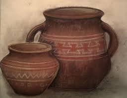 vasijas de barro - Buscar con Google