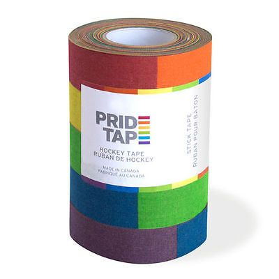 Other Hockey Clothing and Gear 165934: Five-Roll Player Pack Pride Hockey Tape - Nhl -> BUY IT NOW ONLY: $33.99 on eBay!