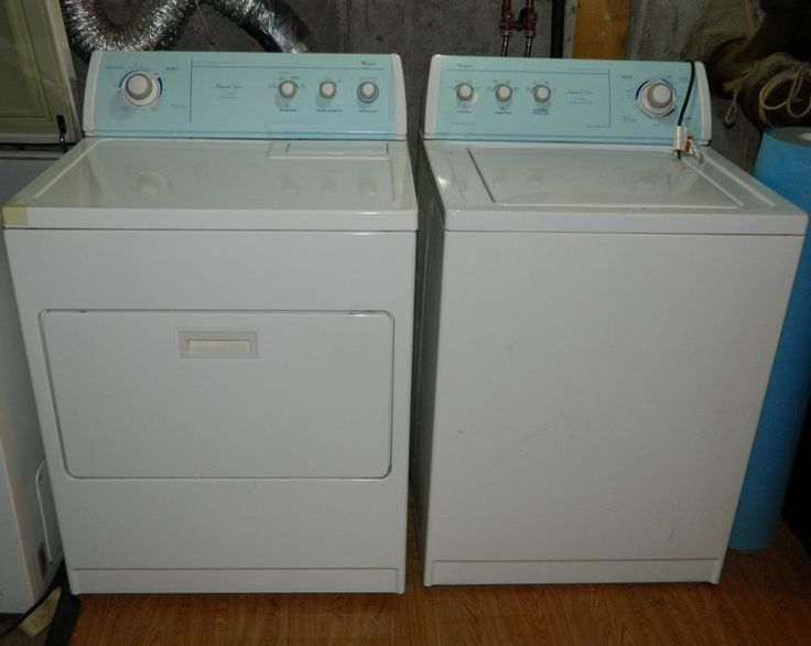 Whirlpool Imperial Series Commercial Quality Washer