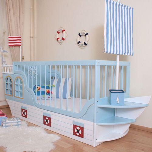 best 25+ babybett umbaubar ideas on pinterest | mädchen hochbetten, Schlafzimmer