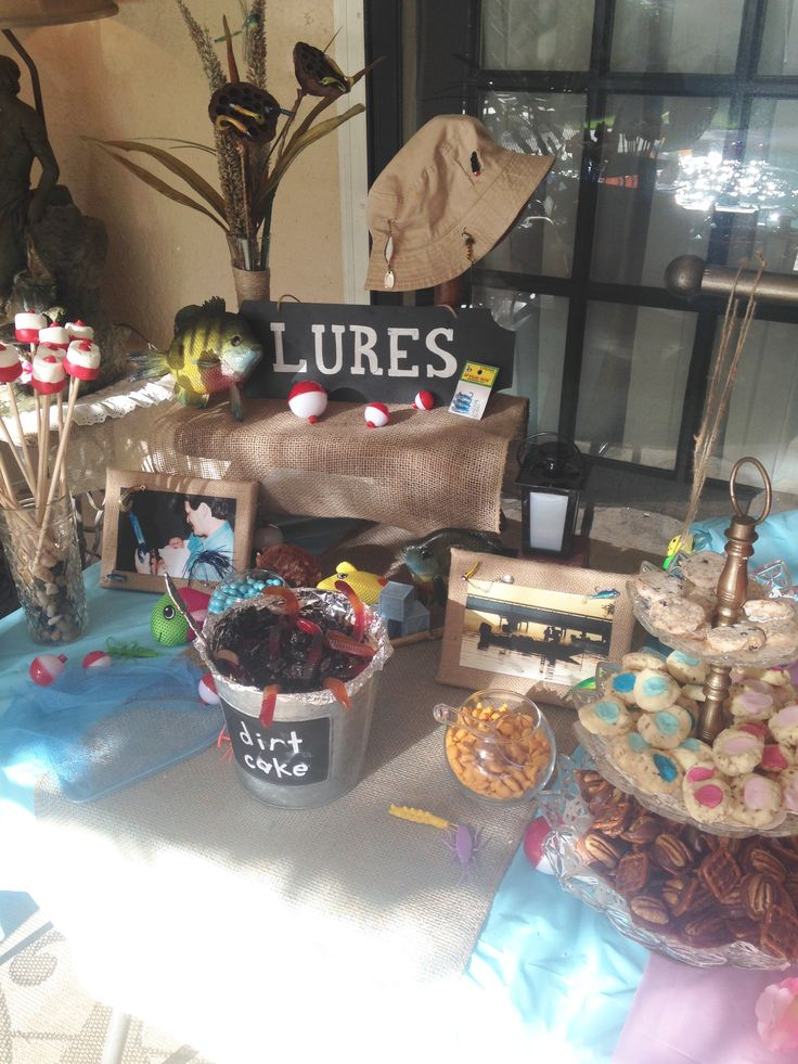 17 best images about lures or lace on pinterest gender for Fishing gender reveal ideas