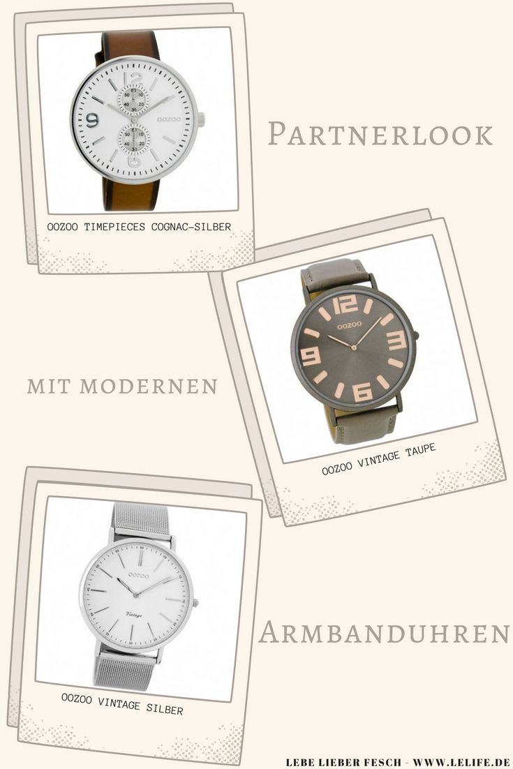 Zeitenwechsel - neue Armbanduhr für die richtige Uhrzeit http://lelife.de/2017/10/zeitenwechsel-neue-armbanduhr-fuer-die-richtige-uhrzeit/ #Weihnachten #Geschenke #Uhren #Partnerlook