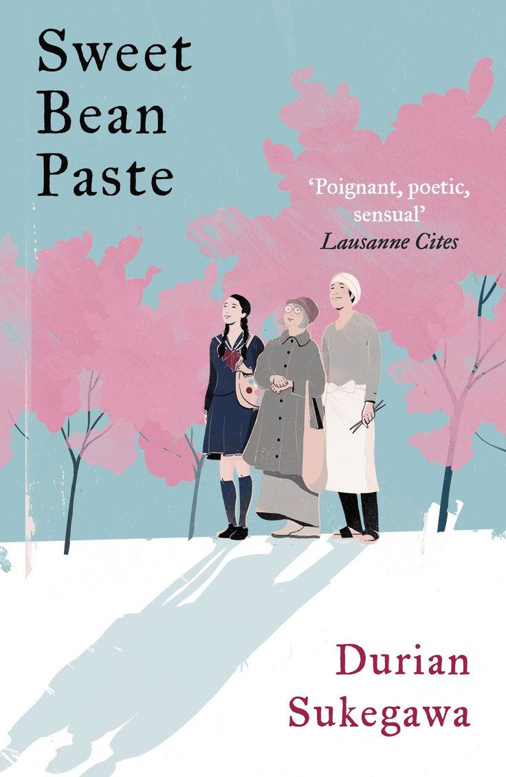 Image result for sweet bean paste book