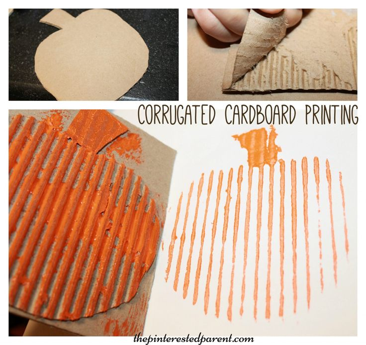 corrugated-cardboard-printing-with-a-pumpkin-for-fall-autumn-or-halloween-arts-crafts-kids-activities-and-painting