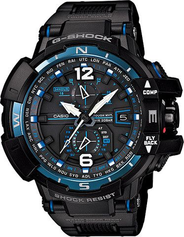 Mens G-Shock Sky Cockpit Gravity Defier Watch      #hiphop #beats updated daily…