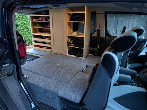 157 best element camping images on pinterest camper conversion camper van and caravan. Black Bedroom Furniture Sets. Home Design Ideas