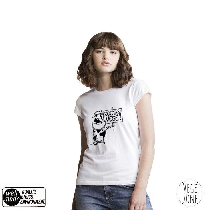 Go VEGE! http://vegezone.pl/15-koszulki