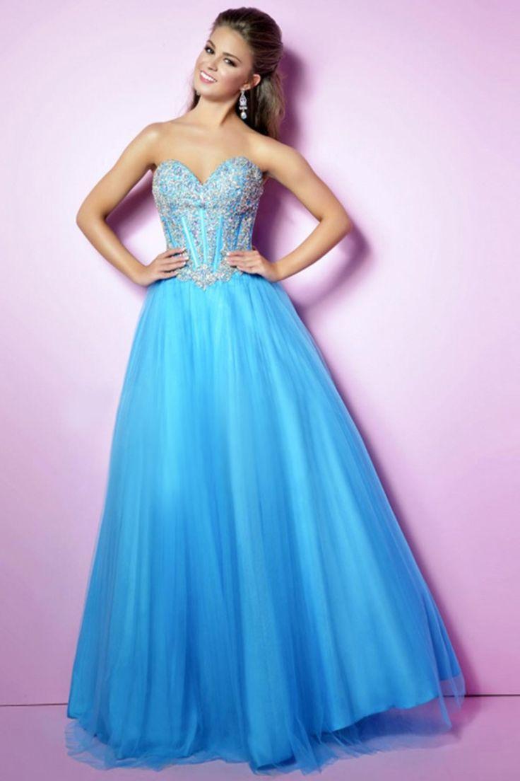 20 best vestidos images on Pinterest | Ballroom dress, Quince ...