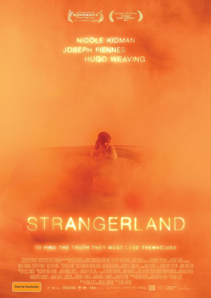 Return to the main poster page for Strangerland
