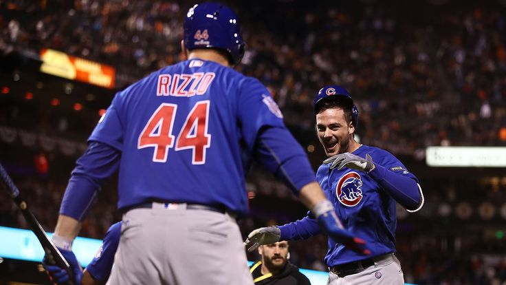 Cubs need Kris Bryant, Anthony Rizzo to hit