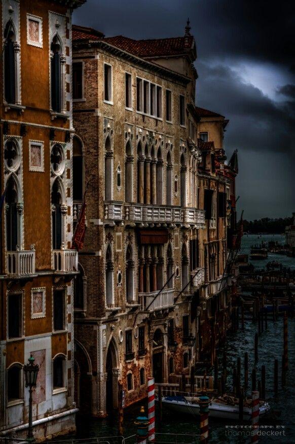 T. Decker - Venice Canale Grande