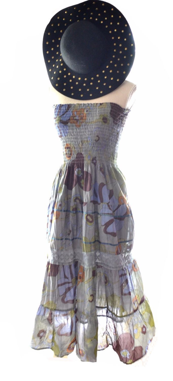 90's grunge babydoll patchwork sundress, Courtney Love style Bohemian clothes, Coachella music festival Street fashion True rebel clothing
