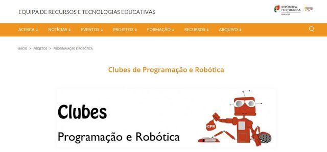 3.ª Edição do Concurso Clubes de Programação e Robótica  2016/2017