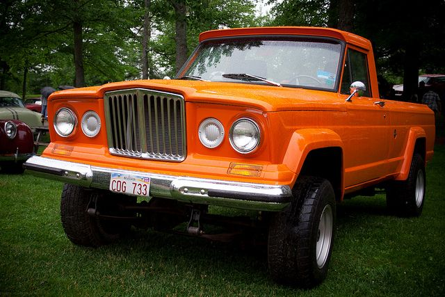 1963-1969 Jeep Gladiator by mark.mitchell.brown, via Flickr