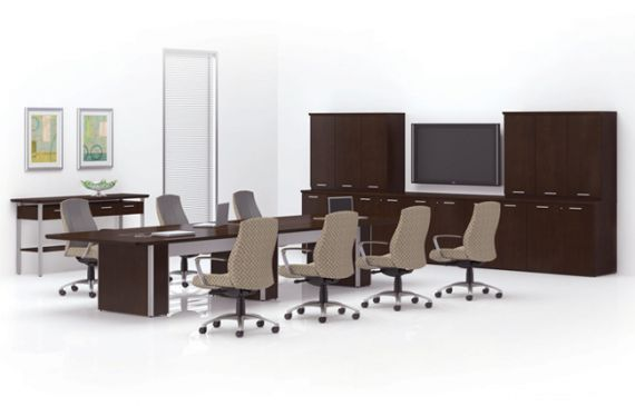 29 best conference room images on pinterest office spaces meeting rooms and office workspace. Black Bedroom Furniture Sets. Home Design Ideas