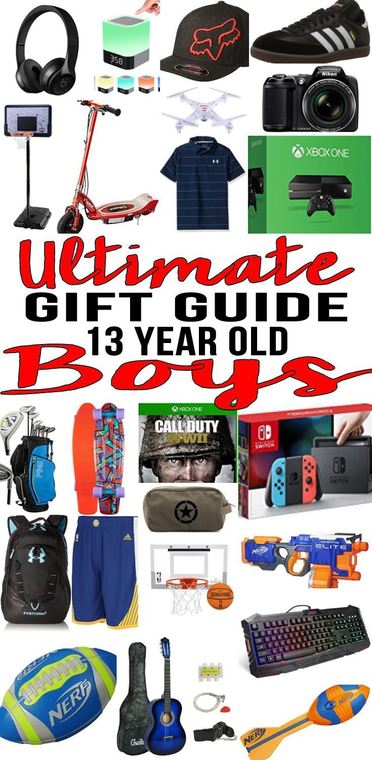 Pin On Gift Ideas For Teen Tween Boys