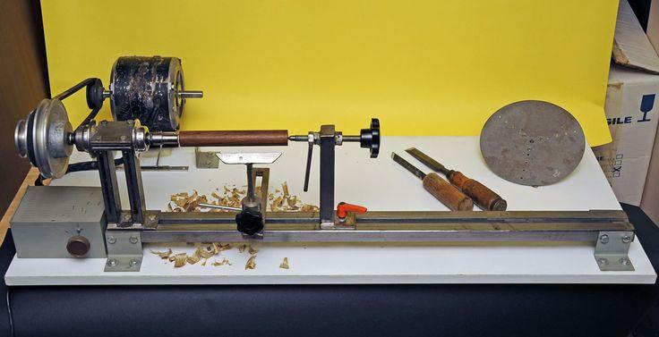 tornio autocostruito per legno - Cerca con Google