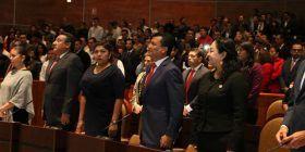 A un año del Gobierno de AMH el estado de Oaxaca camina firme hacia el Desarrollo: Samuel Gurrión