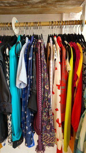 How To Make A Skirt Bigger Blue Umbrella Lane In 2021 How To Make Skirt How To Make A Skirt Op Shop