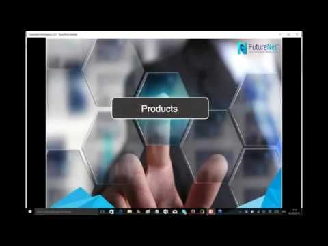 FUTURENET  -  Apresentação de Negócio ( Inglês -  2)