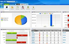 Online project management software for professionals. ProjectManager.com gives you a project dashboard for planning, tracking and collaboration real-time.