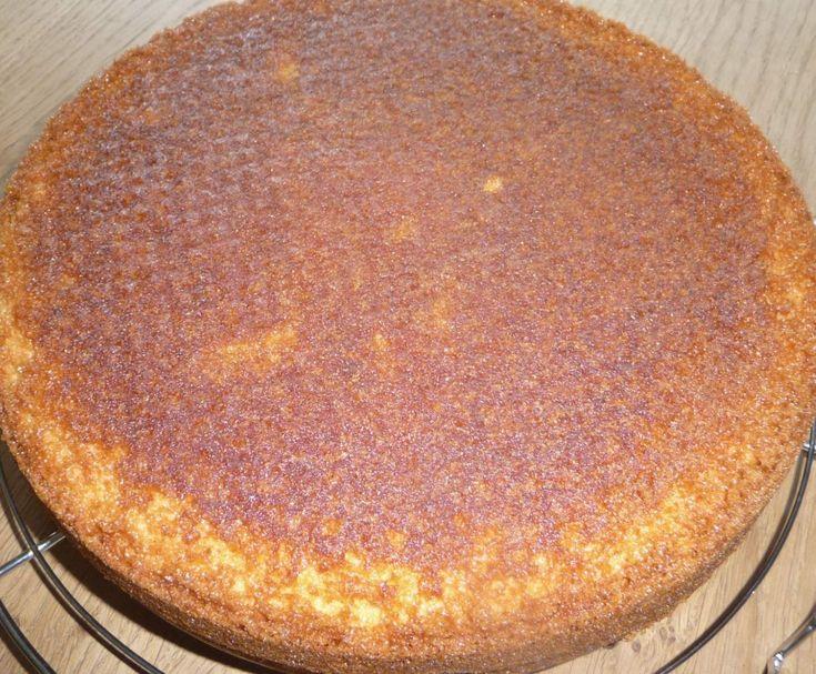 Rezept Vanilleboden nach Rezept vom Cake Boss Buddy von Jagga - Rezept der Kategorie Backen süß