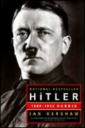 Read for Megan Stroup's summer reading challenge 2014: biography Hitler by Ian Kershaw: From his illegitimate birth in a small Austrian village to his fiery death in a bunker under the Reich chancellery in Berlin, Adolf Hitler left a murky trail, strewn with contradictory tales and overgrown with self-created myths. One truth prevails: the sheer scale of the...