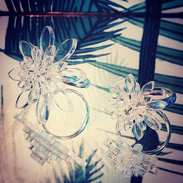 #vintagelook #transparent #juju #wearjuju #plexiglasjewelry #plexiglas #fingerring #soontobuyonline