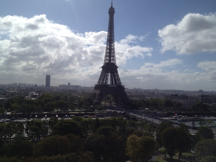 Private visite of Palais Chaillot