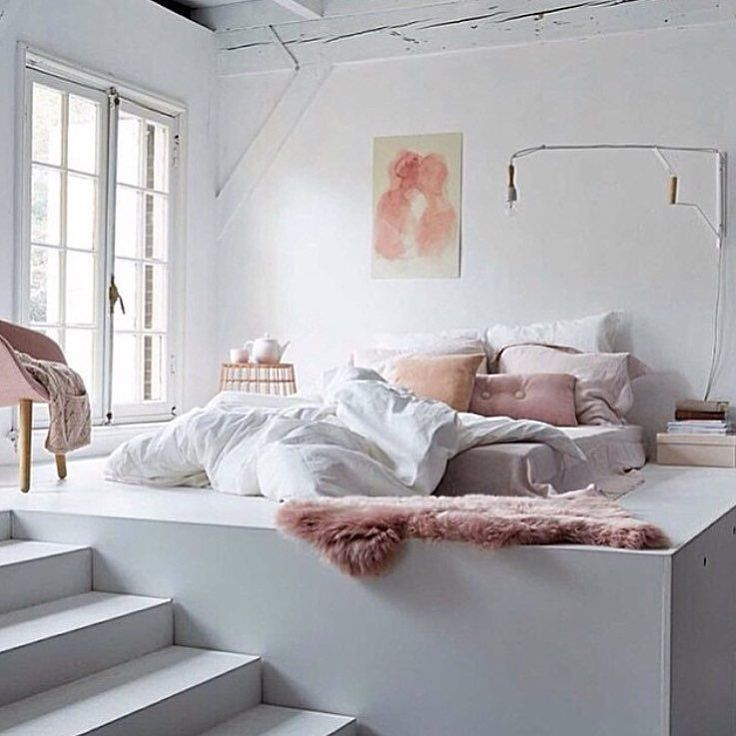 Love The Elevated Bedroom Via Interiormilk Unique, Bedroom