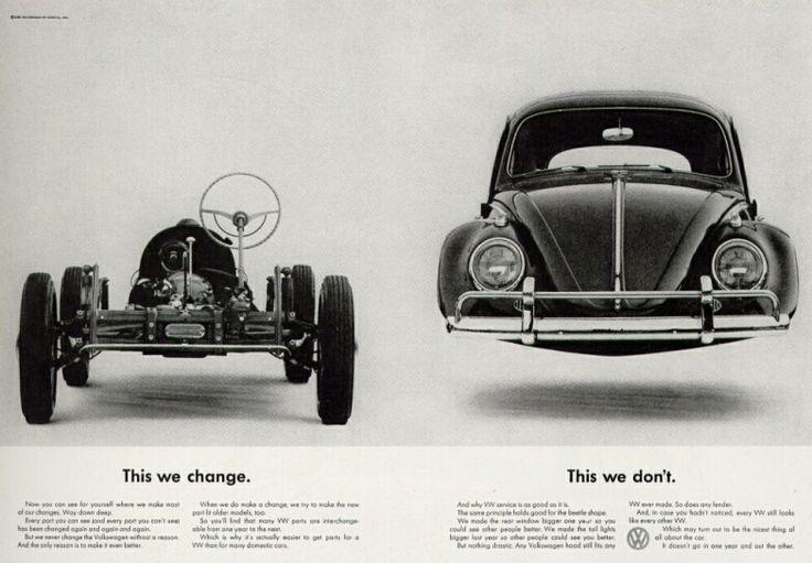 VW. Great idea