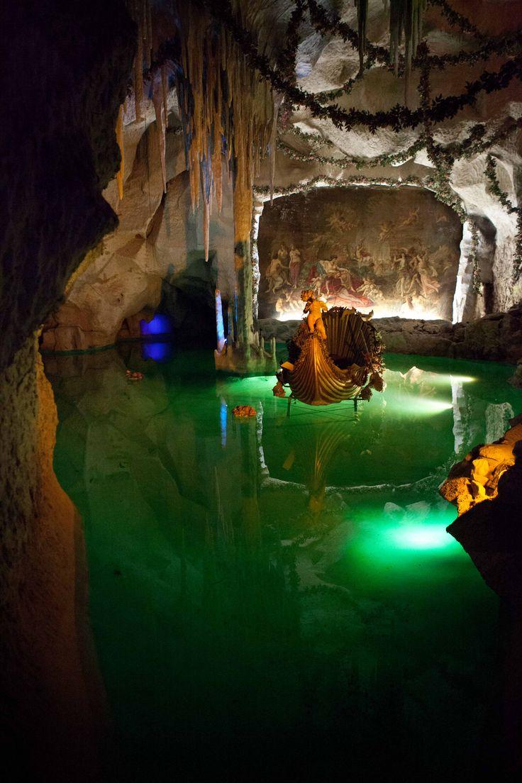 Neuschwanstein Castle Grotto ~ Bavaria, Germany