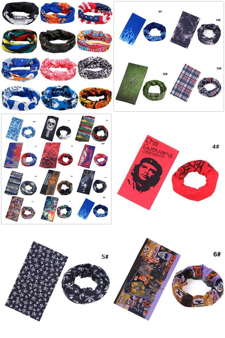 [Visit to Buy] 2017 sports scarves Winter Face Mask Climb Magic Scarf Snowboard Equipment Mens Outdoor Sun Headband Bicycle Bandanas Scarf cap #Advertisement