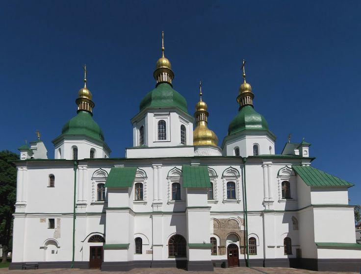 Софийский собор в Киеве, фото. Строительство храма Софии Киевской - Planet of Hotels