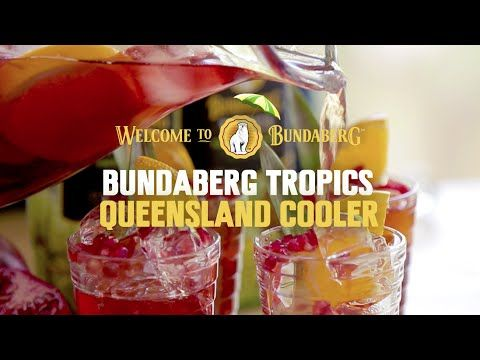 The Queensland Cooler | Rum Cocktails Recipes | Bundaberg Rum
