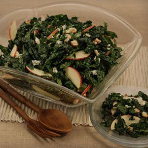 Kale and Apple Salad | Rainier Fruit Company