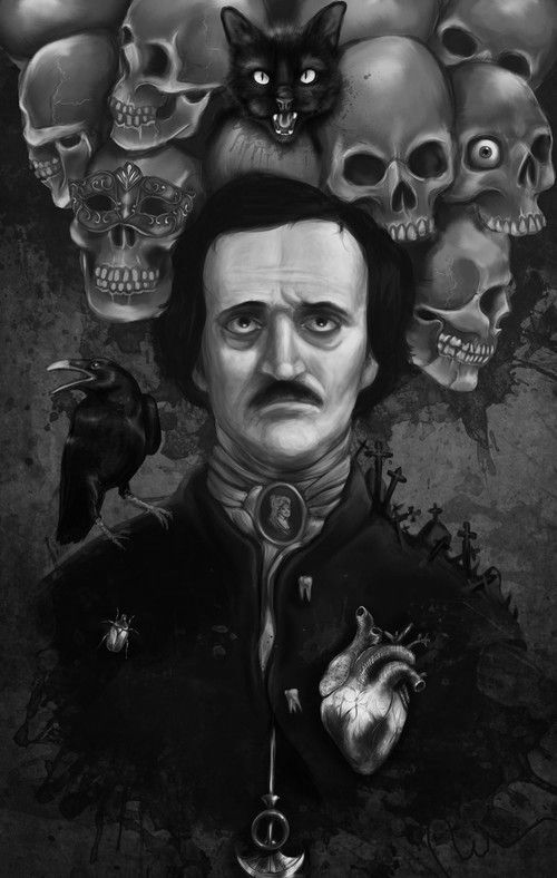 gothic essay on edgar allan poe Gothic themes are guilt, sex, violence, death, and cosmic struggle gothic stories  or poems should inspire terror or horror edgar allen poe was one of the many.