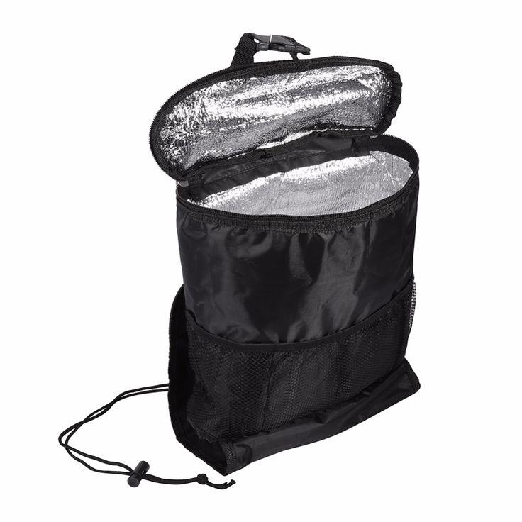 Oxford Multifunction Auto Car Seat Organizer Holder Multi-Pocket Travel Cushion Vehicle Storage Bag Car Back Levert Grocery Bags