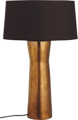 Buy Habitat Grande Small Empire Lampshade - Black and Copper at Argos.co.uk, visit Argos.co.uk to shop online for Table lamps