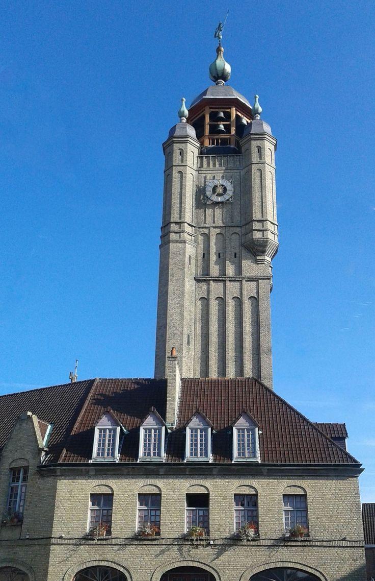 Der Wachturm von Bergues Bienvenue chez les Ch'tis