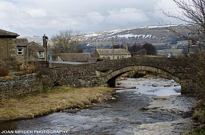 Gayle Bridge, Hawes, Yorkshire Dales