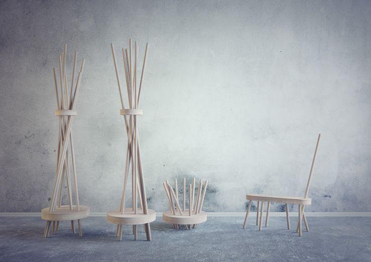 MORPHE mikado furniture