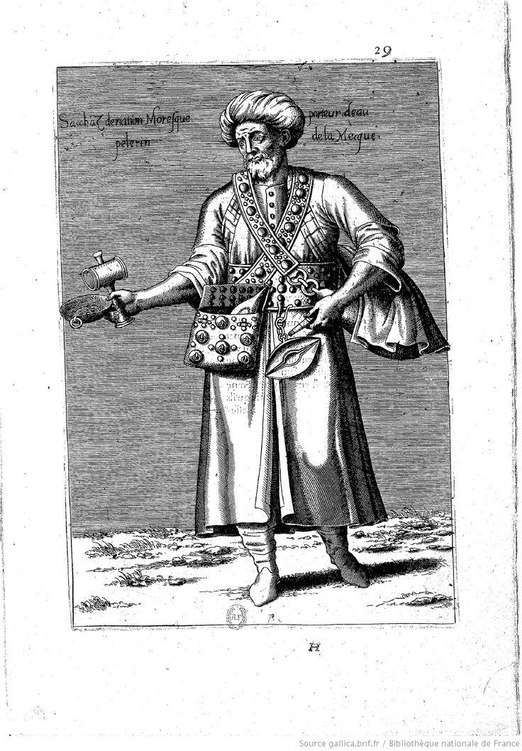 Dervish-Kalenderi, Nicolas de Nikolay-1650