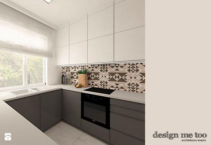 DOM W JÓZEFOSŁAWIU - Kuchnia, styl nowoczesny - zdjęcie od design me too